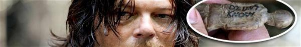 TWD: Conheça o significado do boneco de madeira que Daryl achou!