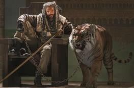TWD: Khary Peyton revela o significado da morte de Shiva para Ezekiel