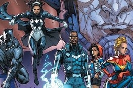 Um filme de OS SUPREMOS pode estar nos planos da Marvel!
