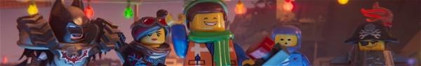 Uma Aventura LEGO 2: Assista ao curta natalino dos personagens!