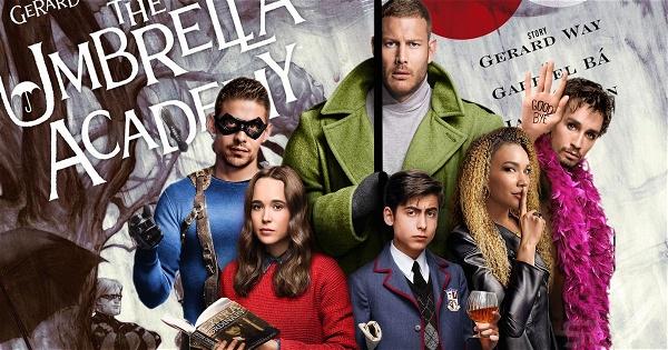 Umbrella Academy | Netflix renova série para 2ª temporada ...