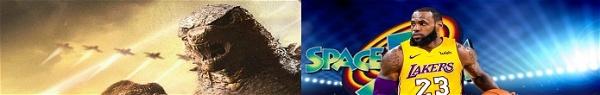 Universal antecipa GODZILLA VS. KONG e revela data para SPACE JAM