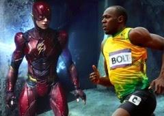 Usain Bolt quer ter um cameo no filme do Flash