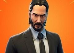Vazamento do Fortnite revela skin de John Wick