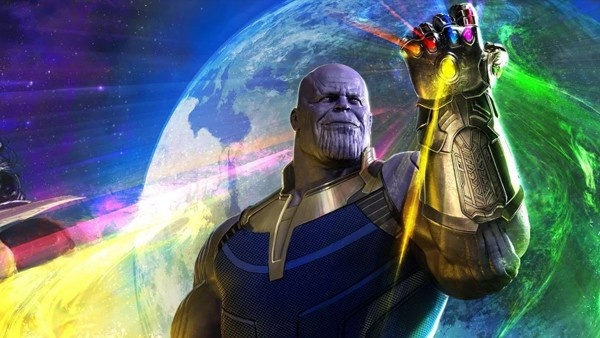 Achou que o Thanos não ia vencer? Achou errado otário!
