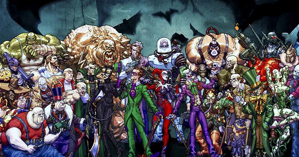 17 Vilões do Batman que amamos odiar - Aficionados