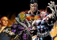 Os 5 vilões mais poderosos que o Superman já enfrentou