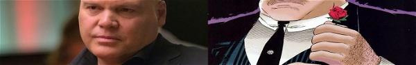 Vincent D'Onofrio confirma retorno de Wilson Fisk, o Rei do Crime