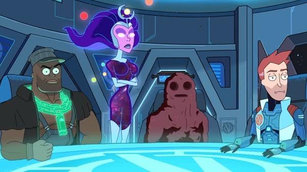 Vindigadores, Rick and Morty