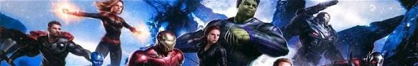 Vingadores 4: Primeiro trailer deve sair na próxima quarta-feira!