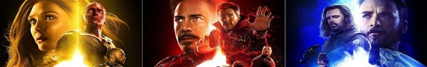 Vingadores: Guerra Infinita ganha 5 novos pôsteres (e olha as cores!)
