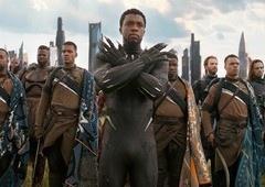 Vingadores: Guerra Infinita - Grito de guerra de Wakanda foi improvisado