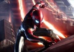Vingadores: Guerra Infinita - Homem-Aranha atinge Thanos em novo TV Spot