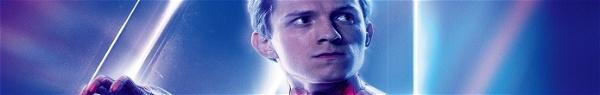 Vingadores: Guerra Infinita - Tom Holland improvisou AQUELA cena!