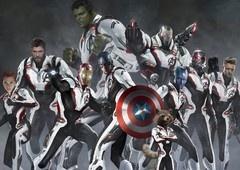 Vingadores: Ultimato | Artes do filme mostram visual incrível dos heróis