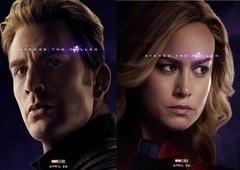 Vingadores: Ultimato | Artista inclui mais 3 heróis em pôsteres!