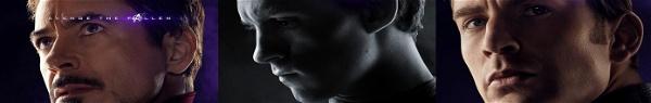 Vingadores: Ultimato ganha pôsteres para cada personagem (vivos e mortos)!