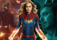 Vingadores: Ultimato | Nova imagem promocional traz Capitã Marvel