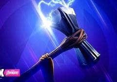 Vingadores: Ultimato | Stormbreaker do Thor aparece em imagem promocional de Fortinite