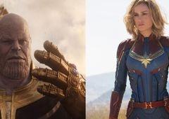 Vingadores: Ultimato | Vaza possível imagem de Thanos e Capitã Marvel!