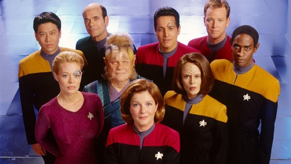 Elenco de Star Trek: Voyager