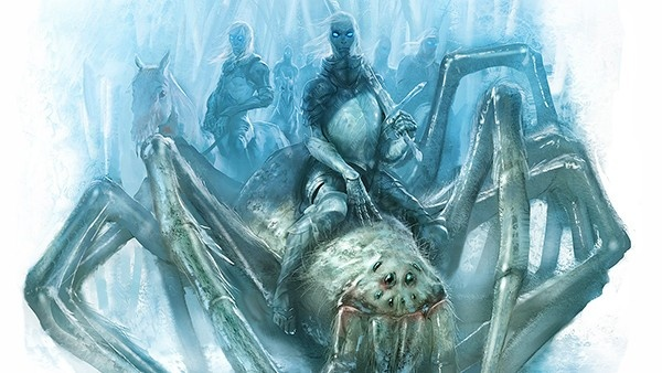 Fuck the mammoths! Those ones got giant albino spiders!