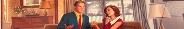 WandaVision | Primeiro pôster da série mostra inspiração nos anos 50!
