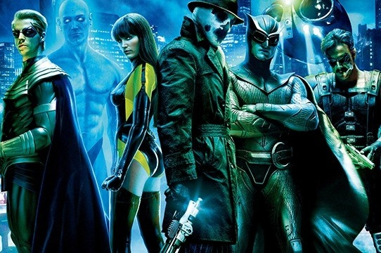 Watchmen no game Injustice 2?