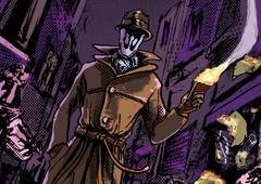 Watchmen: Primeiras cenas da série trazem Ozymandias e Rorschach!