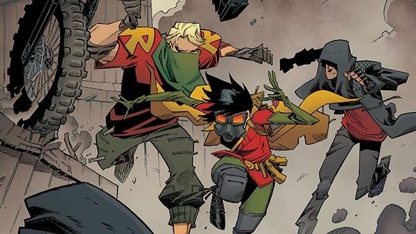 Nós somos Robin