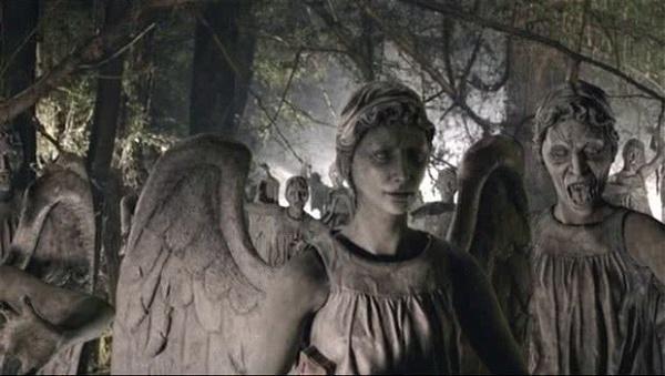 anjos lamentadores