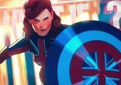 What If | Fotos vazadas da animação revelam Marvel Zombies, Capitã Carter e mais!