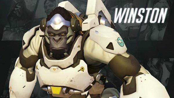 Winston de Overwatch