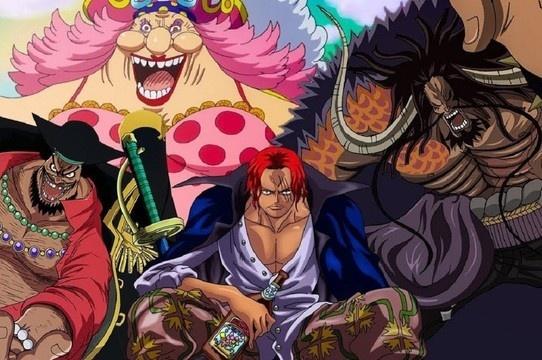 Yonkou: tudo sobre os capitães piratas mais poderosos de One Piece