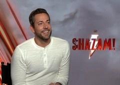 Zachary Levi diz que trabalhar na DC é mais legal do que na Marvel
