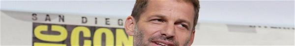 Zack Snyder revela detalhes dos bastidores do DCEU!