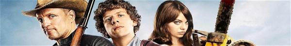 Zumbilândia 2 ganha título oficial e pôster comparando os dois filmes